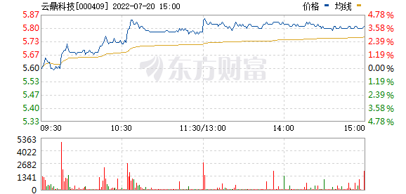*ST地矿(000409)