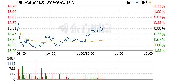 四川双马(000935)