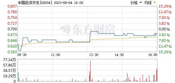 中国投资开发(00204)
