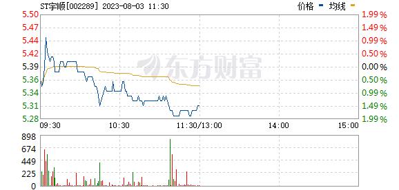 宇顺电子(002289)