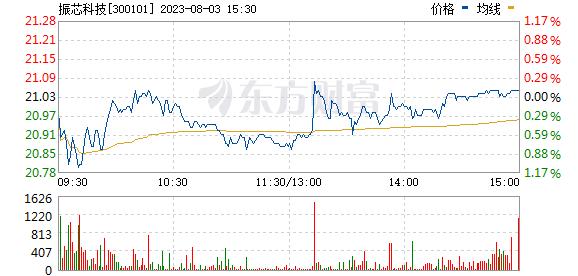 振芯科技(300101)