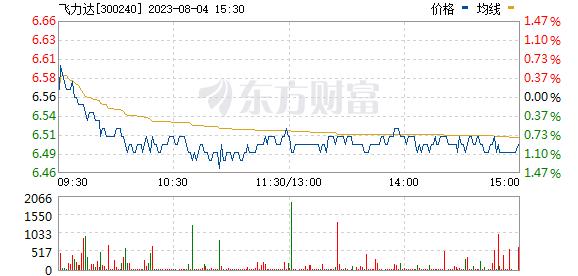飞力达(300240)