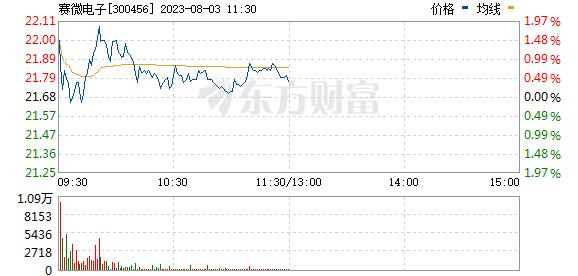耐威科技(300456)