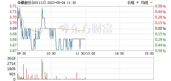 华鼎股份(601113)