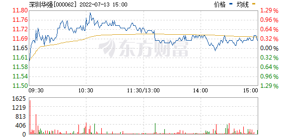 深圳华强(000062)