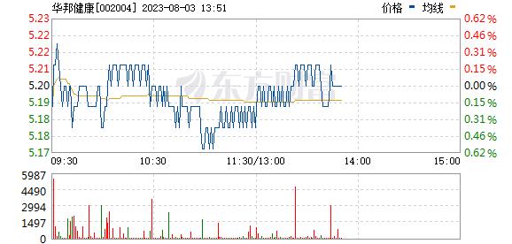 华邦健康(002004)