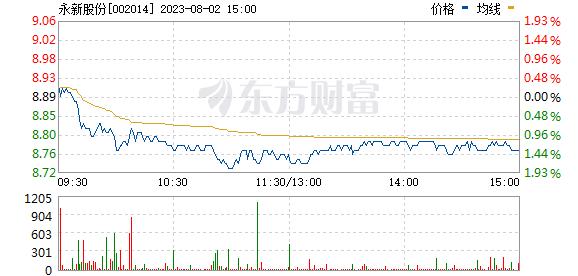 永新股份(002014)