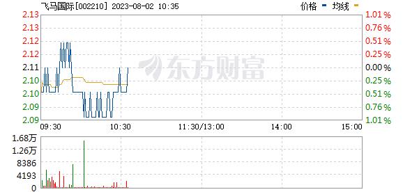 *ST飞马(002210)