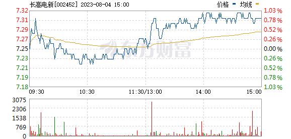 长高集团(002452)