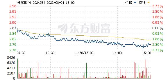 佳隆股份(002495)