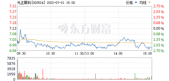 光正集团(002524)