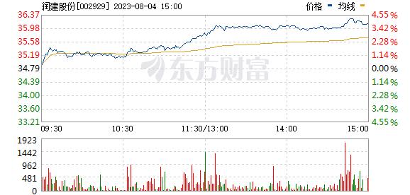 润建股份(002929)