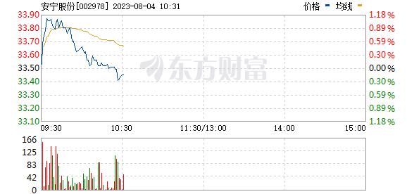 安宁股份(002978)