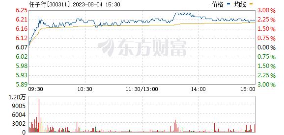 任子行(300311)