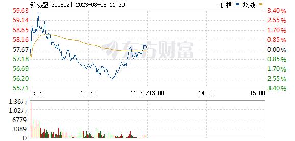 新易盛(300502)