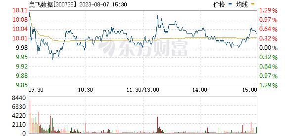 奥飞数据(300738)