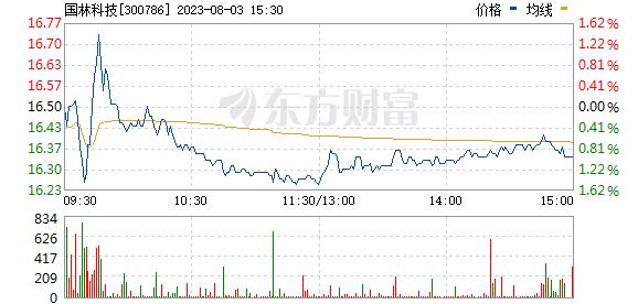 国林科技(300786)