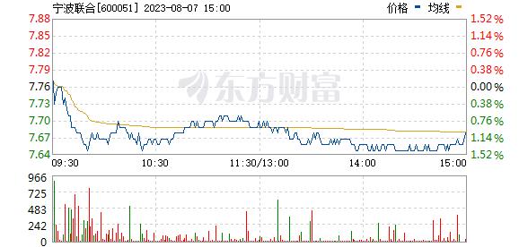 宁波联合(600051)