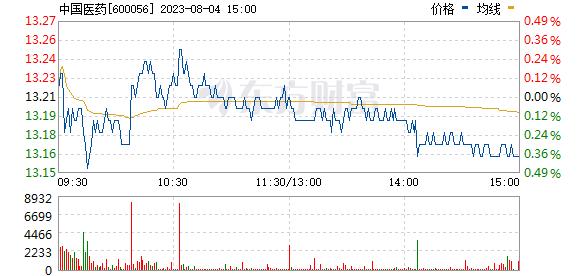 中国医药(600056)