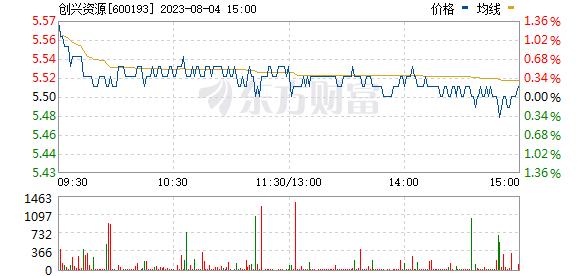 ST创兴(600193)
