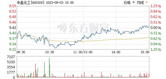 兰太实业(600328)