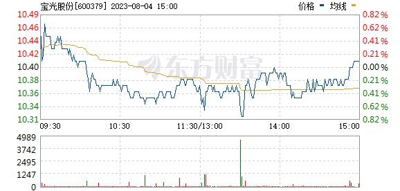 宝光股份(600379)