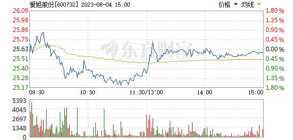 ST爱旭(600732)
