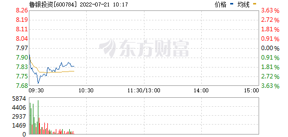鲁银投资(600784)