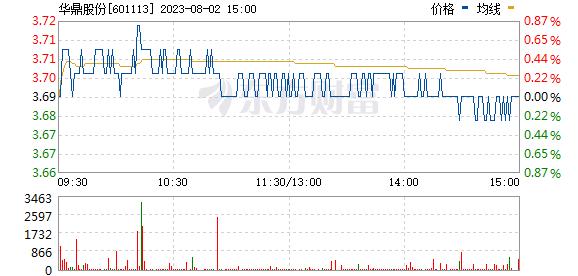 ST华鼎(601113)