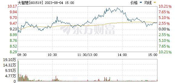 大智慧(601519)