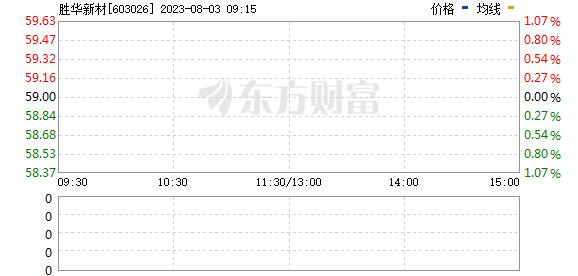 石大胜华(603026)