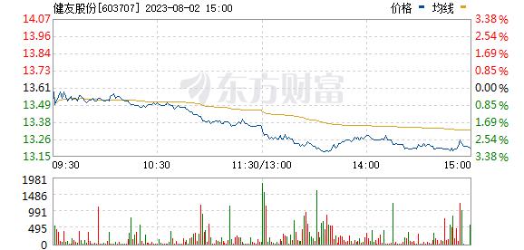 健友股份(603707)
