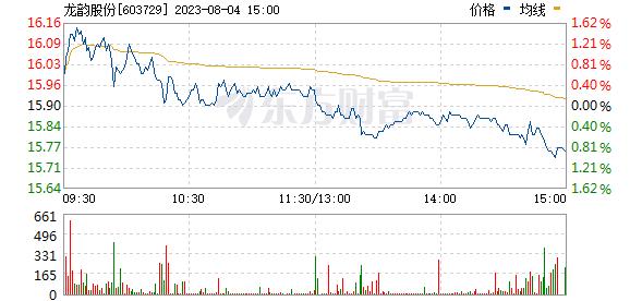 龙韵股份(603729)