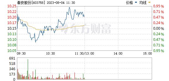 秦安股份(603758)