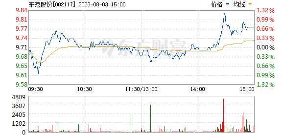 东港股份(002117)