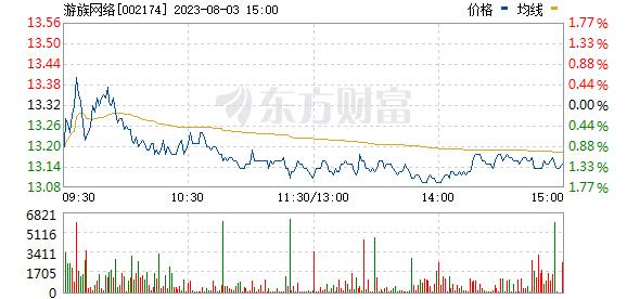 游族网络(002174)