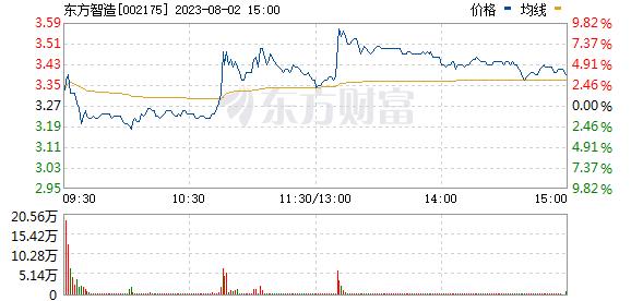 东方网络(002175)