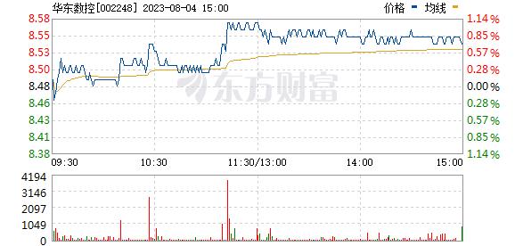 *ST东数(002248)