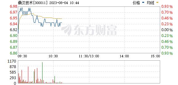 鼎汉技术(300011)