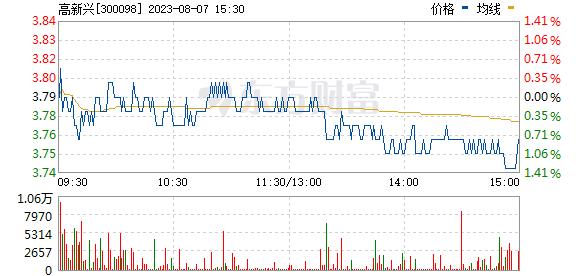 高新兴(300098)