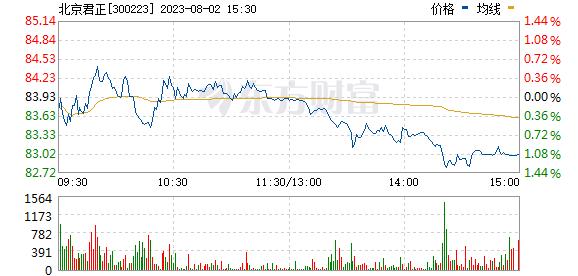 北京君正(300223)
