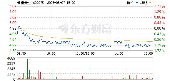 新疆天业(600075)