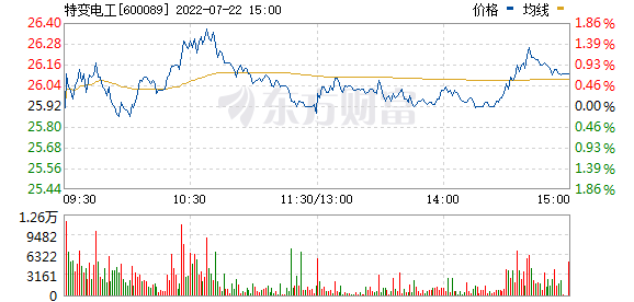 �ر�繤(600089)