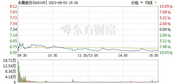 永鼎股份(600105)