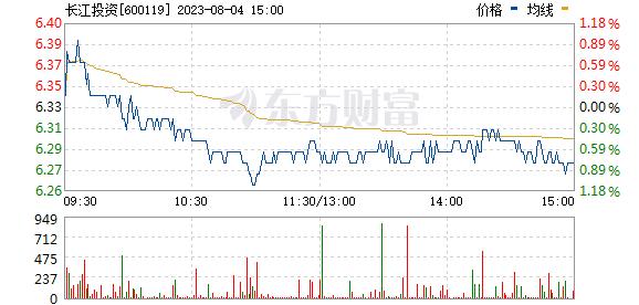 长江投资(600119)
