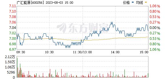 广汇能源(600256)