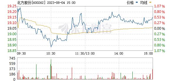 北方股份(600262)