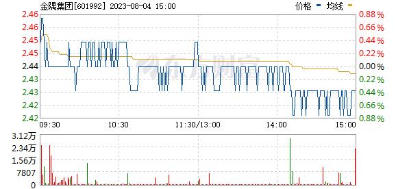 金隅集团(601992)