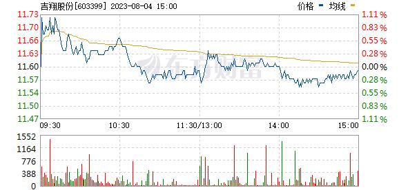 新华龙(603399)